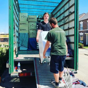 Leicester house removals